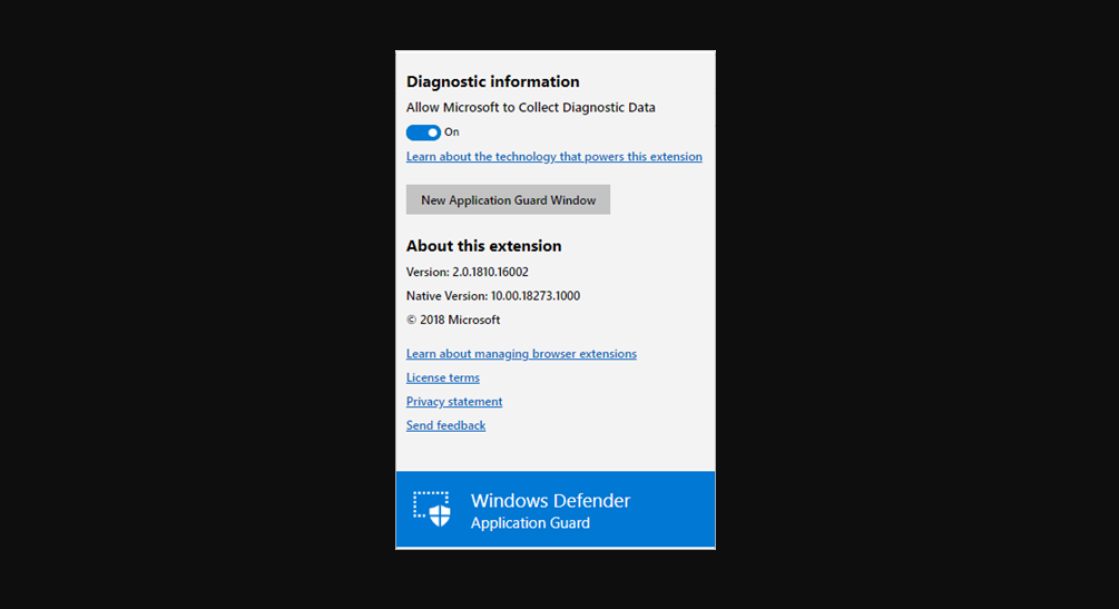 Microsoft annuncia Windows Defender Application Guard per Chrome e Firefox