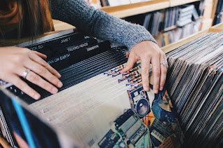 Vinyl and Cd Store