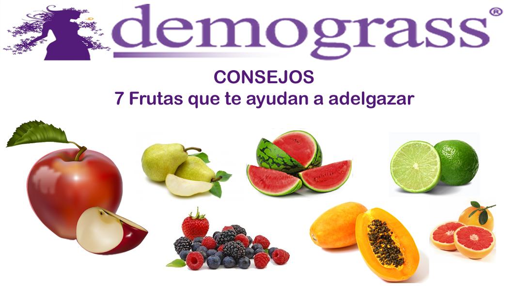 Frutas que ayudan adelgazar
