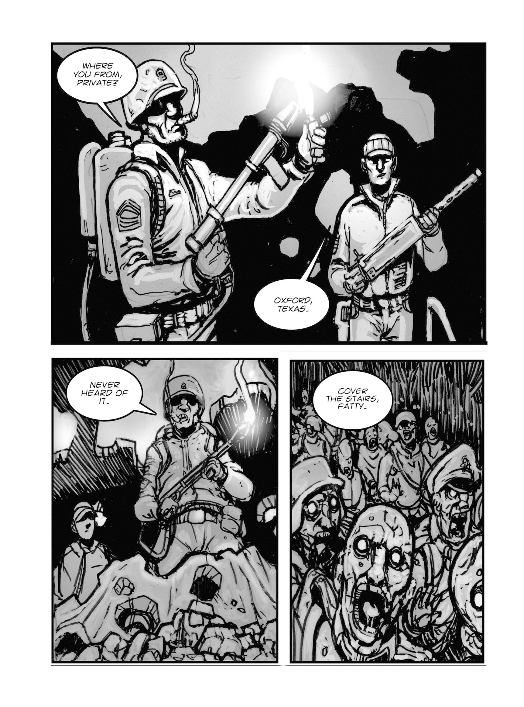 Read online FUBAR comic -  Issue #1 - 142