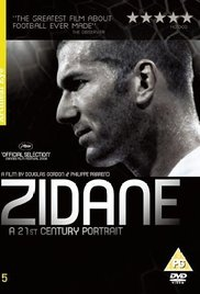Watch Zidane: A 21st Century Portrait Online Free Putlocker