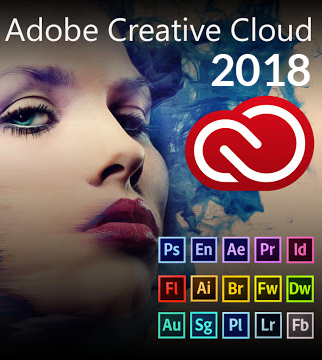 Adobe Master Collection CC 2018