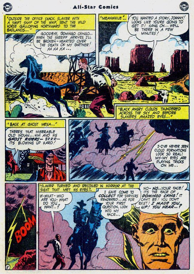 Read online All-Star Comics comic -  Issue #54 - 47