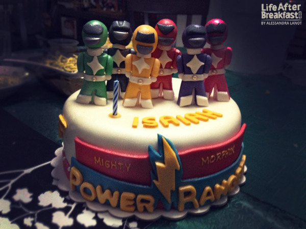 Power Ranger Cake Pan For Sale