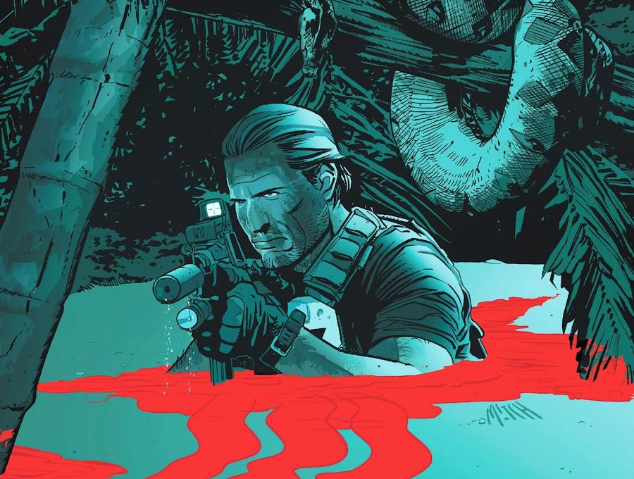 marvel comics punisher war zone