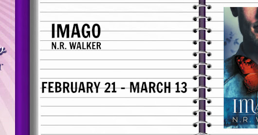 IMAGO BLOG TOUR STOP AND REVIEW