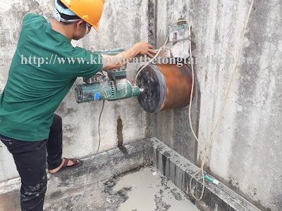 Khoan cắt bê tông tại Đồng Nai