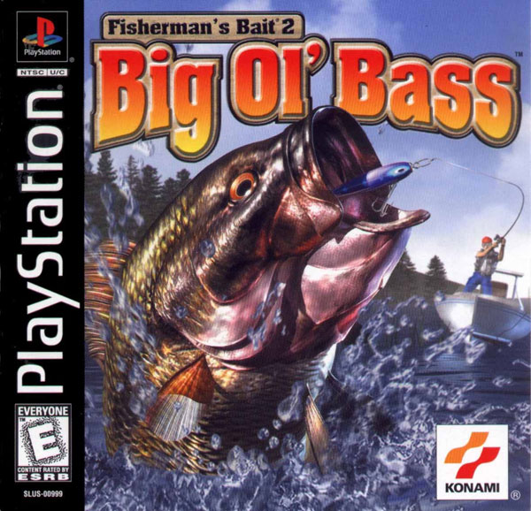 Fishermans Bait 2 - Big Ol Bass - PS1 - ISOs Download