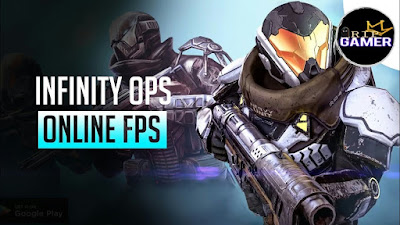 Infinity Ops: Online FPS APK + OBB for Android