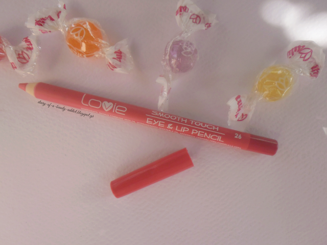 Lovie Smooth Touch Eye & Lip Pencil No26