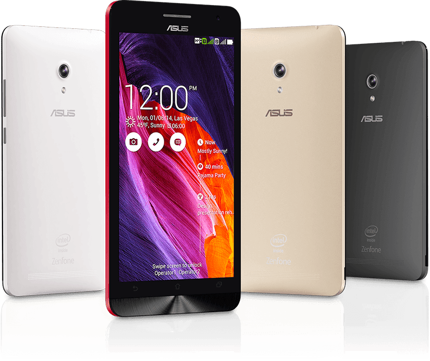 Akhirnya Asus Update Android 4.4 KitKat untuk Zenfone 5 dan 6