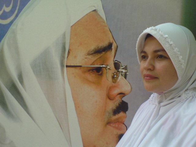Habieb Rizieq jadi Saksi, Umi Syarifah Siap Dampingi