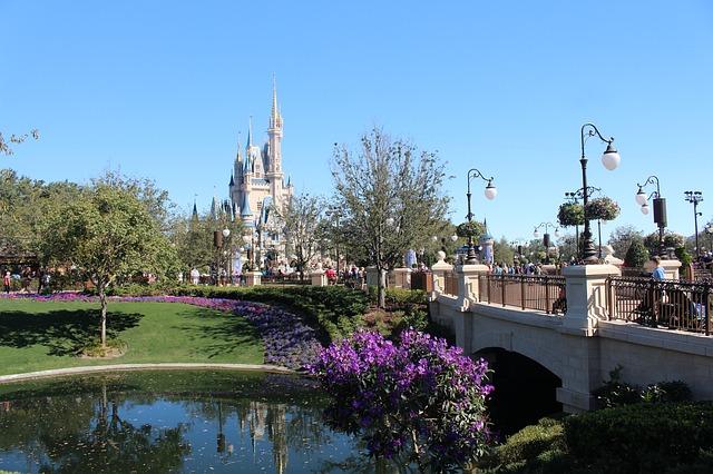 Romantic Dating on Park at Disney World