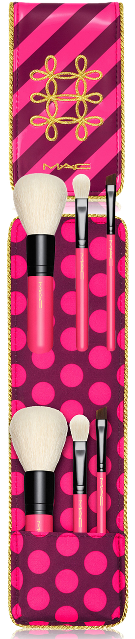 M·A·C Cosmetics Nutcracker Sweet Essential Brush Kit