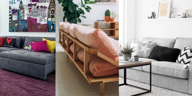8 dicas para comprar o sofá ideal para sua sala de estar