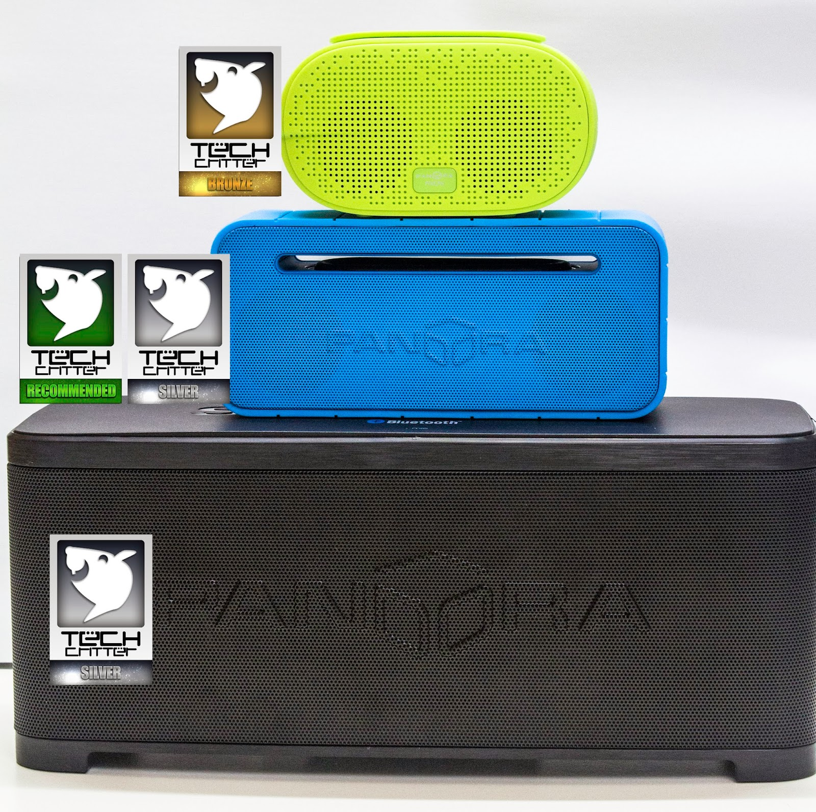 Opening Pandora's Box: SonicGear Pandora Wireless Bluetooth Media Player Series 31
