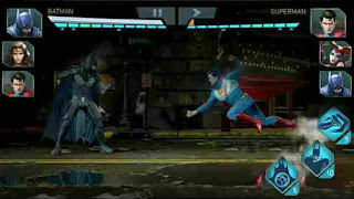 Game play injustice 2 yang cukup seru hadir dengan grafis yang sangat bagus
