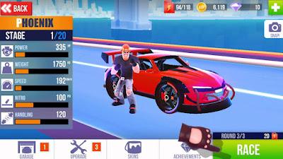 لعبة سباق الآلات SUP Multiplayer Racing مهكرة للأندرويد - تحميل مباشر