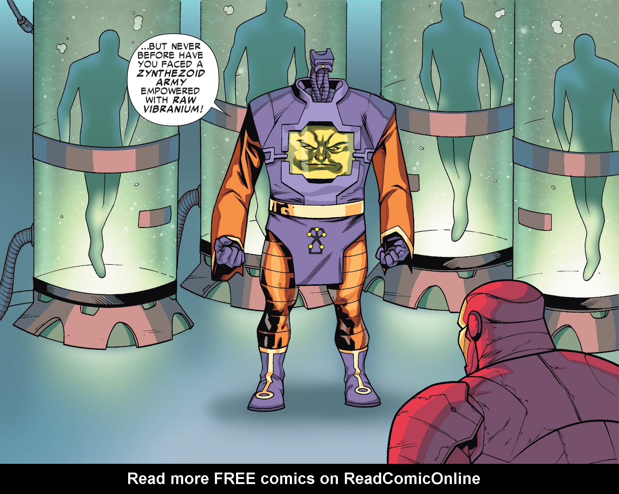 Read online Ultimate Spider-Man (Infinite Comics) (2016) comic -  Issue #4 - 42