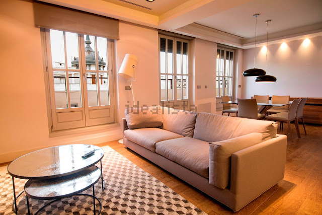 El lujoso apartamento de la hija y yerno de Ledezma en Madrid pagado con dinero robado a Venezuela 278076188