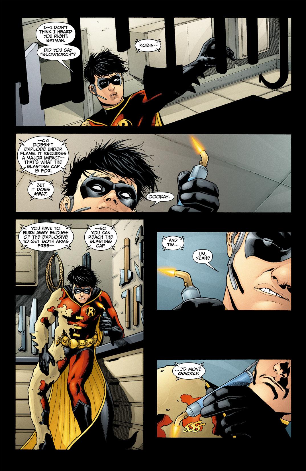 Detective Comics (1937) 830 Page 6