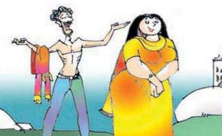 New Pati Patni Jokes in Hindi - पति पत्नी के मजेदार चुटकुले