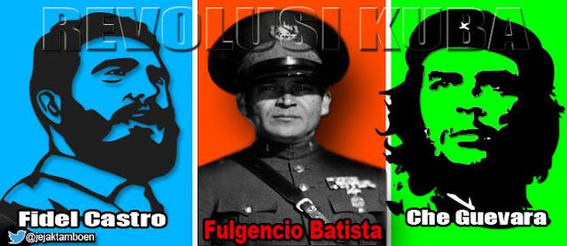 Sejarah revolusi kuba, Kronologi sejarah revolusi Kuba, Latar belakang revolusi Kuba banyak faktor penyebabnya. Apa saja penyebab revolusi kuba?.Proses berlangsungnya revolusi kuba melalui jalan peperangan antara pasukan 26 juli dengan pihak fulgencio, Berakhirnya revolusi kuba di akhiri dengan kemenangan pihak pasukan Fidel Castro.