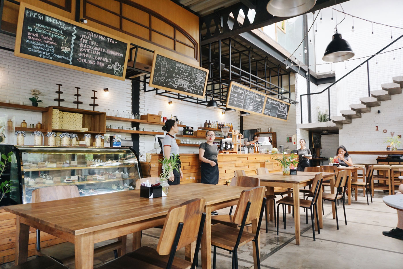 Livingstone Cafe & Bakery, Bali