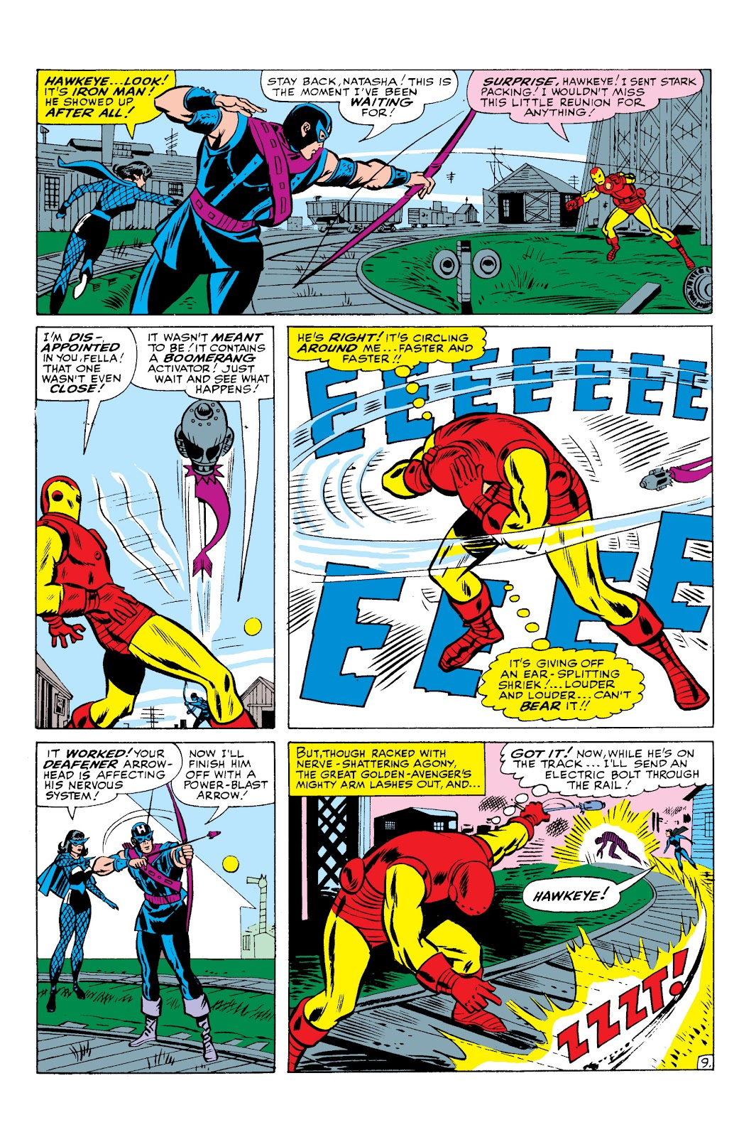Read online Marvel Masterworks: The Invincible Iron Man comic -  Issue # TPB 2 (Part 3) - 23