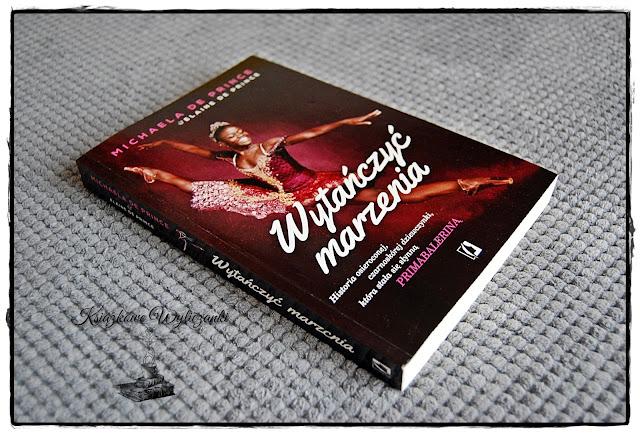 """PRZEDPREMIEROWO Pokażę Ci jak """"Wytańczyć marzenia"""" Michaela de Prince"""