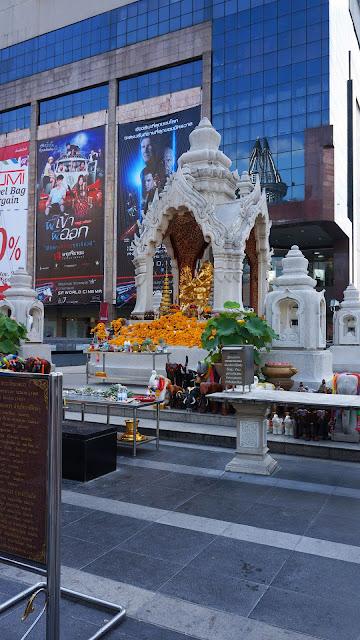 Изображение Алтаря Эраван, Тайланд, Бангкок