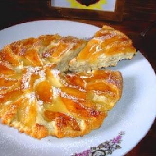 """Яблочный пирог """"Воздушное облако"""""""