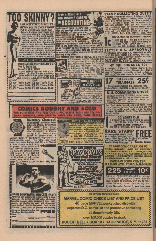 Conan the Barbarian (1970) Issue #11 #23 - English 20