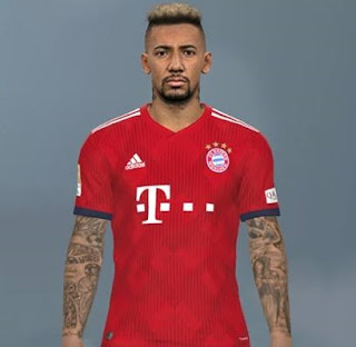 PES 2017 Facepack & Tattopack + New Texture for Smoke Patch 2017 EXECO17