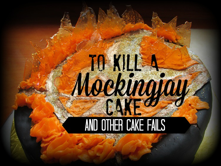 To Kill a Mockingjay Cake