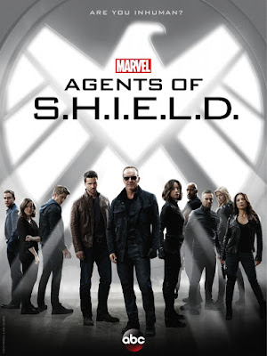 Marvel's Agents of S.H.I.E.L.D. Season 3 Television Poster