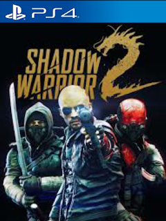 Shadow Warrior 2 – PS