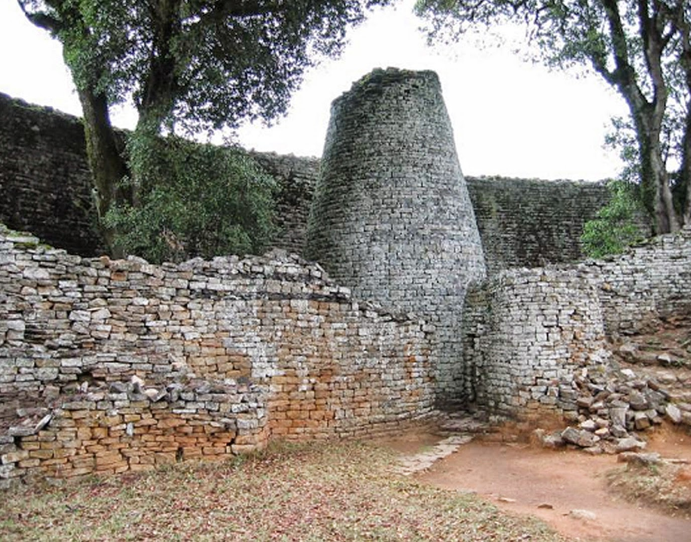 Great_Zimbabwe_Ruins