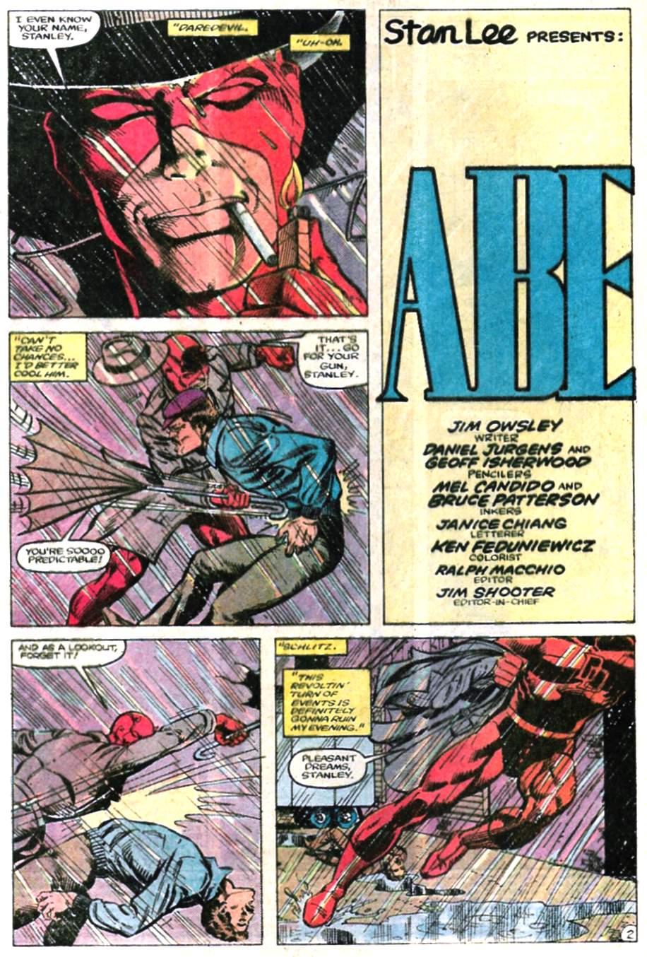 Daredevil (1964) 224 Page 2