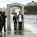 """[IMAGENS] ESC2018: Representantes da Suíça gravaram o """"postcard"""" no Porto"""