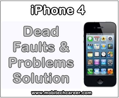 mobile, cell phone, iphone repair, smartphone, how to fix, solve, repair dead Apple iPhone 4 phone, not working, not switch on, full dead phone, problems, faults, jumper, solution, kaise kare hindi me, dead phone repairing, steps, tips, guide, notes, video, software, hardware, apps, pdf books, download, in hindi.