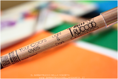 recensione LIGHT DARK review Miss trucco matite Your Color eyes