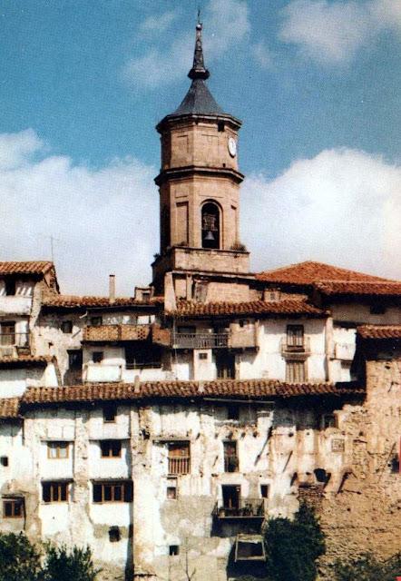 Alcalá de la Selva (Teruel).