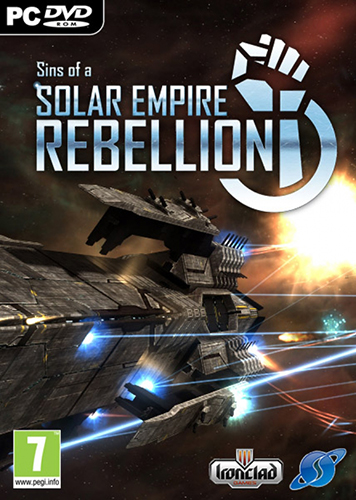 Sins of a Solar Empire Rebellion Outlaw Sectors PC Full