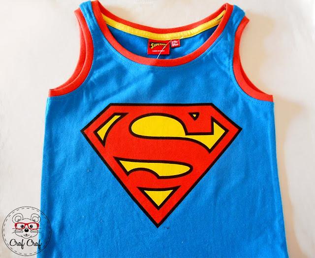 camiseta Superman Primark