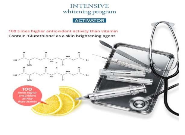 Dr. labella Intensive Whitening Program Activator