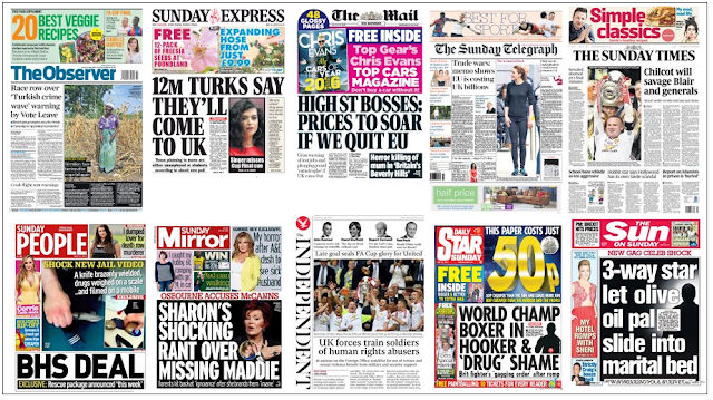 front pages 22-05-16