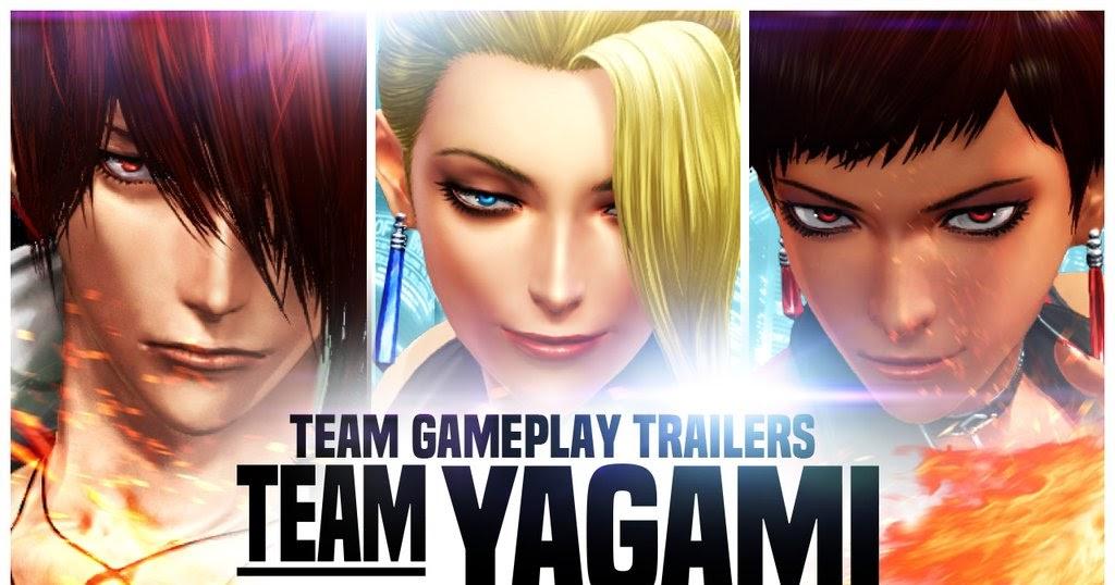 video de iori yagami: