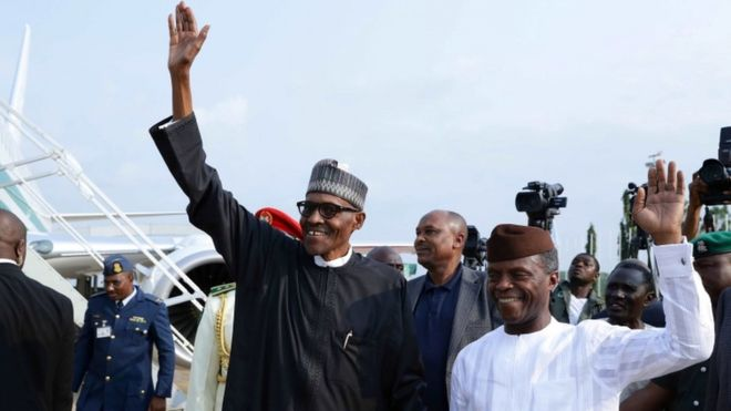 Nigerian president to 'work from home' after rat infestation