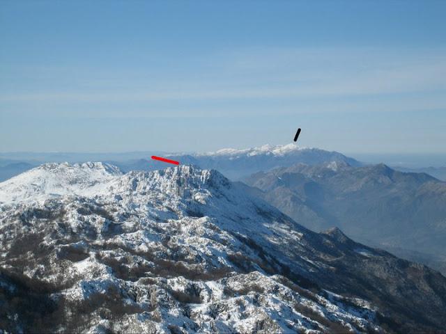 Rutas Montaña Asturias: Desde el Turbina, vista de Peña Blanca y el Sueve